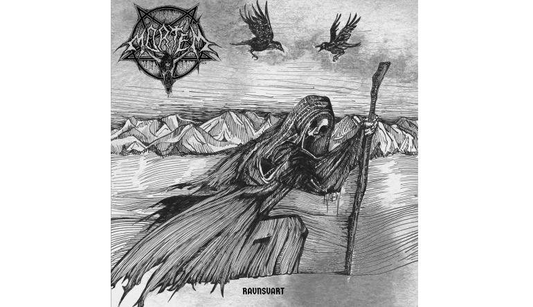Schallplatte Mortem – Ravnsvart (Peaceville) im Test, Bild 1