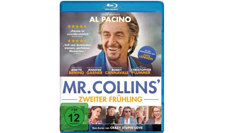Blu-ray Film Mr. Collins´ zweiter Frühling (Koch Media) im Test, Bild 1