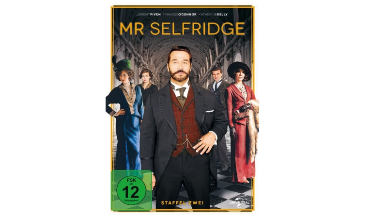 Blu-ray Film Mr. Selfrigde 2 (Universal) im Test, Bild 1