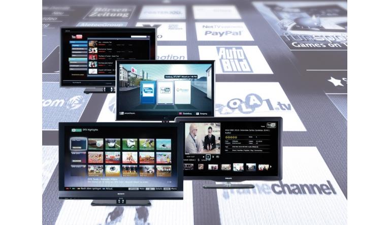 Fernseher: Multimedia-Talente mit Edge-LED, Bild 1