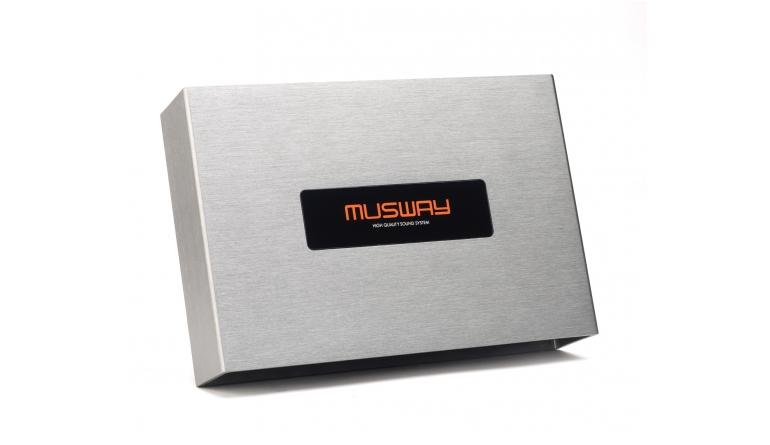 Soundprozessoren Musway DSP68 im Test, Bild 1