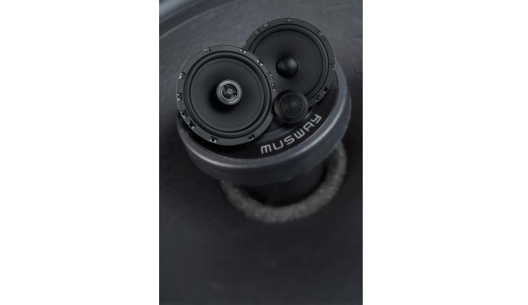 Car-HiFi-Lautsprecher 16cm Musway MS62, Musway MS6.2C im Test , Bild 1