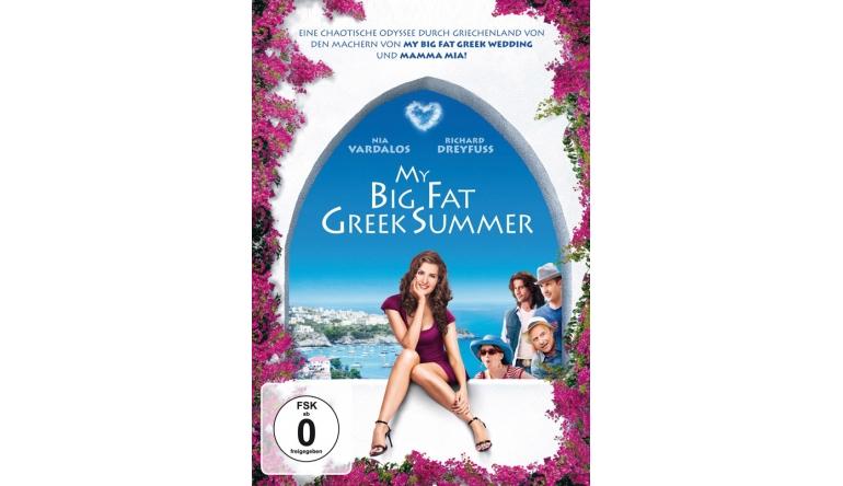 DVD Film My Big Fat Greek Summer (Splendid) im Test, Bild 1