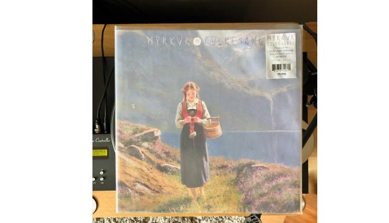 Schallplatte Myrkur – Folkesange (Relapse Records) im Test, Bild 1