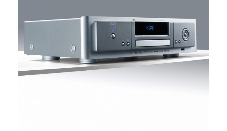 Blu-ray-Player NAD M56 im Test, Bild 1