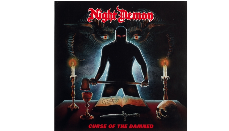 Schallplatte Night Demon - Curse of the Damned (Steamhammer) im Test, Bild 1