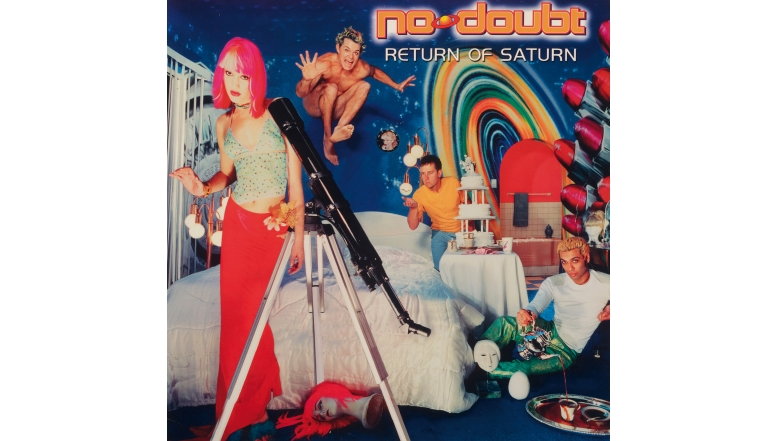 Schallplatte No Doubt - The Return of Saturn (Interscope Records) im Test, Bild 1