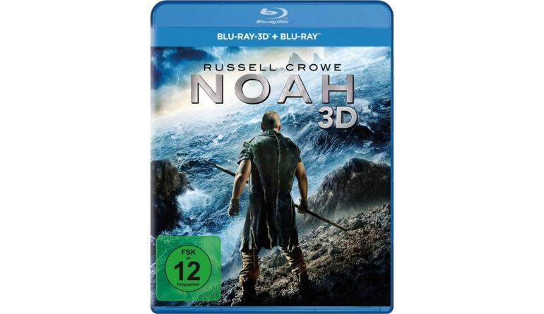 Blu-ray Film Noah (Paramount) im Test, Bild 1