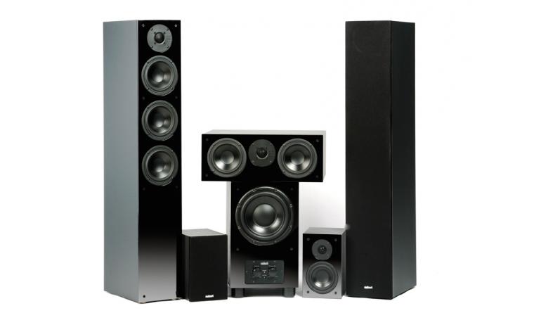 Lautsprecher Surround Nubert nuBox 511-Serie im Test, Bild 1