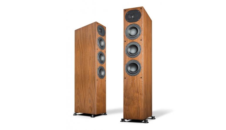 Lautsprecher Stereo Nubert nuLine 244 im Test, Bild 1