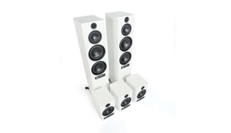 Lautsprecher Surround Nubert nuPro X-8000/X-4000 Set im Test, Bild 1