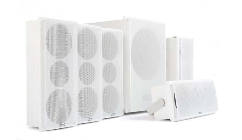 Lautsprecher Surround Nubert nuVero 50 / AW-17 im Test, Bild 1