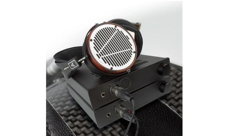 Kopfhörerverstärker NuForce HA-200, Audeze LCD-4 im Test , Bild 1