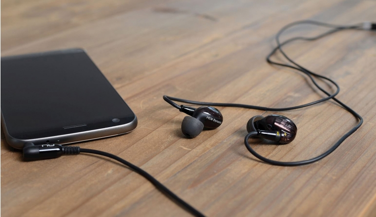 Kopfhörer InEar NuForce HEM Dynamic im Test, Bild 1