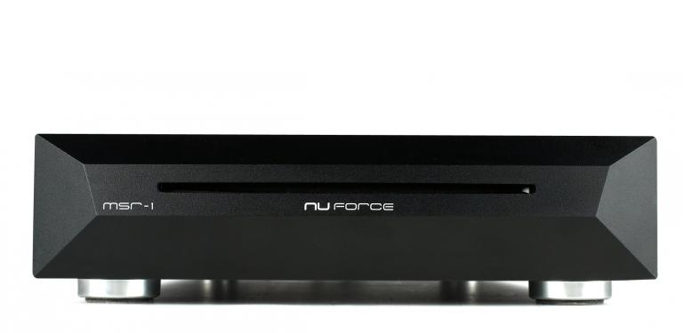 Musikserver NuForce MSR-1 im Test, Bild 1