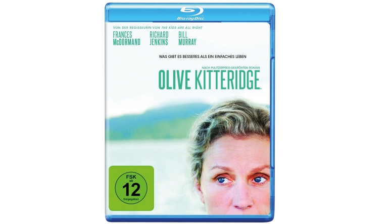 Blu-ray Film Olive Kitteridge – Mini Serie (Warner) im Test, Bild 1
