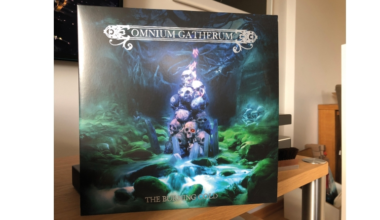 Schallplatte Omnium Gatherum – The Burning Cold (Century Media) im Test, Bild 1