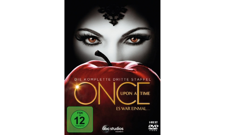 Blu-ray Film Once Upon a Time – Es war einmal… S3 (Disney) im Test, Bild 1