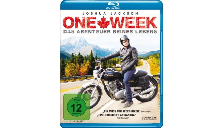 Blu-ray Film One Week (Ascot) im Test, Bild 1
