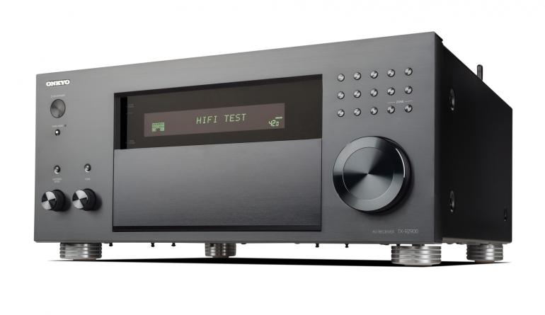 Test AV-Receiver - Onkyo TX-RZ900 - sehr gut