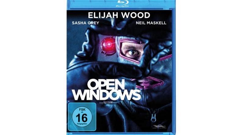 Blu-ray Film Open Windows (Ascot Elite) im Test, Bild 1