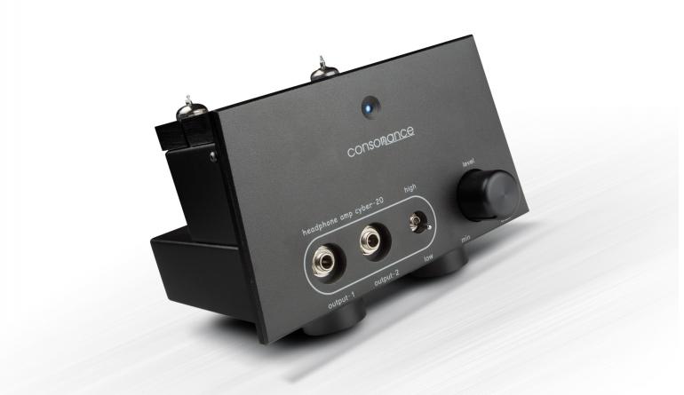 Kopfhörerverstärker Opera Consonance Cyber 20 (2) im Test, Bild 1