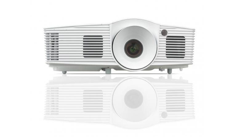 Beamer Optoma HD28DSE im Test, Bild 1
