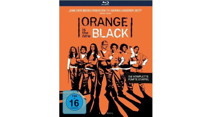 DVD Film Orange Is the New Black S5 (Studiocanal) im Test, Bild 1