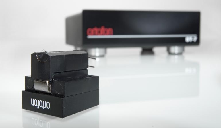 Tonabnehmer Ortofon SPU Classic E N, Ortofon ST-7 Übertrager im Test , Bild 1