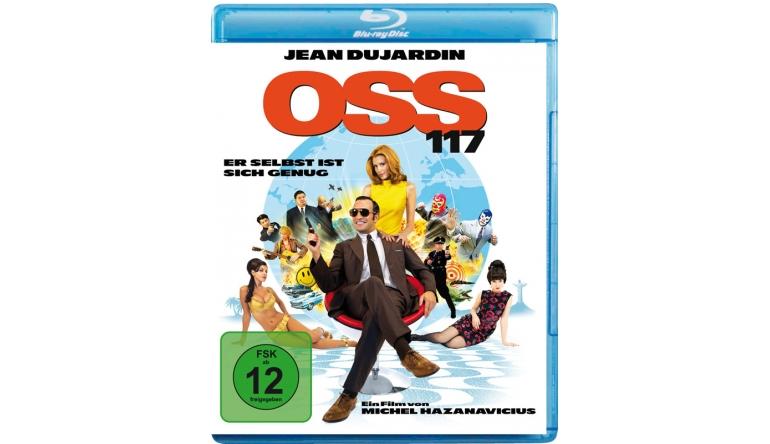 Blu-ray Film OSS 117 – Er selbst ist sich genug (Koch) im Test, Bild 1