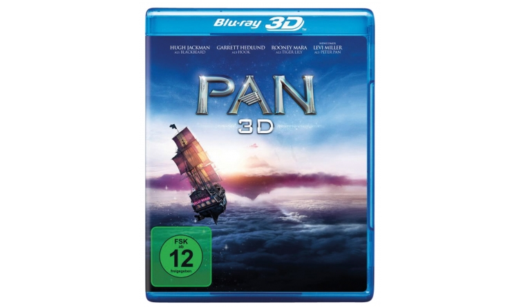 Blu-ray Film Pan (Warner Bros) im Test, Bild 1