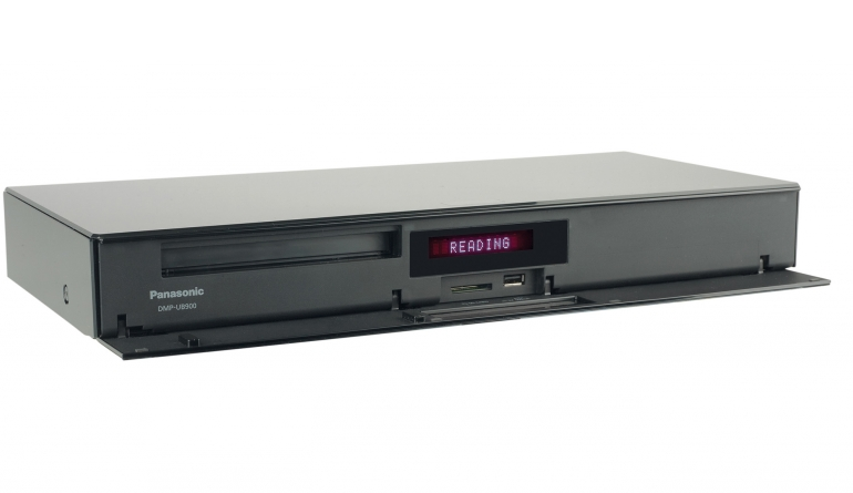 Blu-ray-Player Panasonic DMP-UB900 im Test, Bild 1