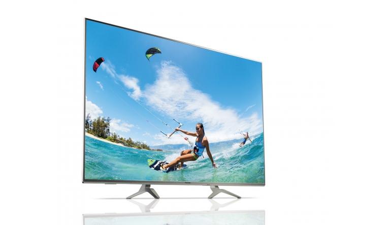 Fernseher Panasonic TX-58DXW784 im Test, Bild 1