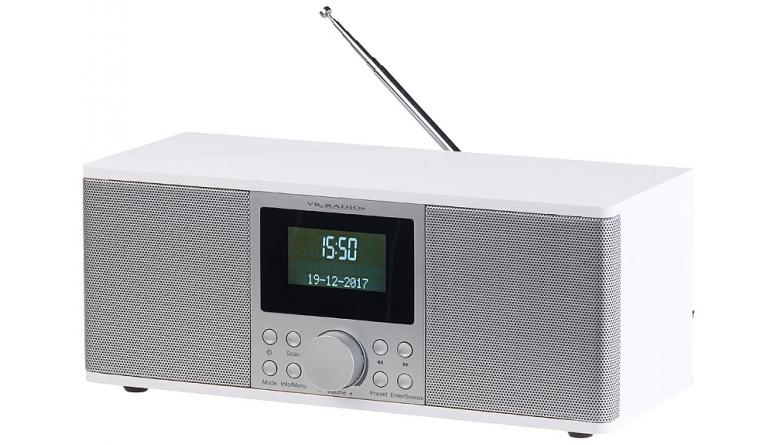 test dab radio pearl vr radio dor 500 seite 1. Black Bedroom Furniture Sets. Home Design Ideas