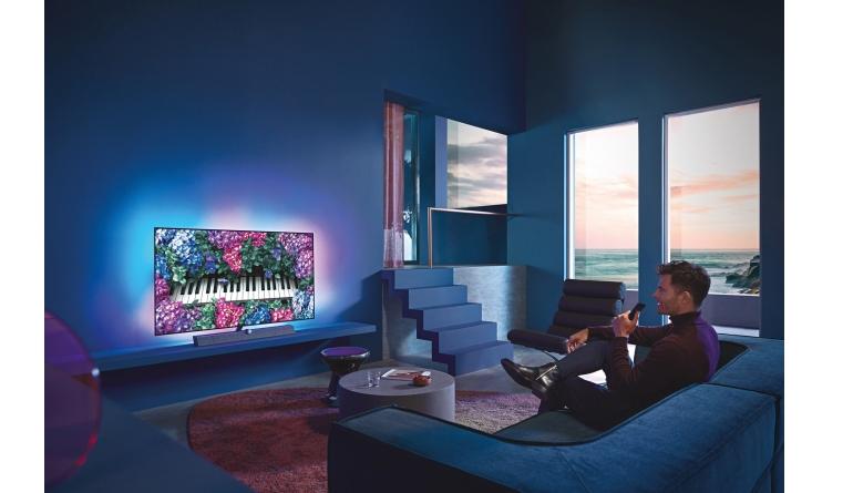 Fernseher Philips 65OLED935 im Test, Bild 1