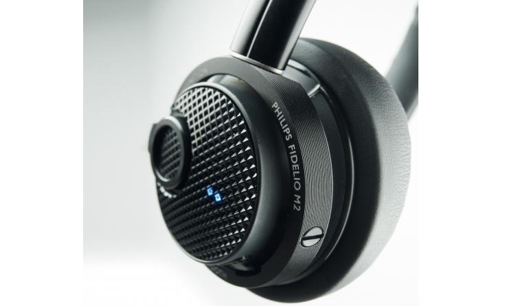 Kopfhörer Hifi Philips Fidelio M2BT im Test, Bild 1