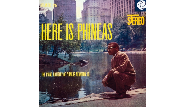 Schallplatte Phineas Newborn Jr. – Here Is Phineas (Atlantic / Speakers Corner) im Test, Bild 1