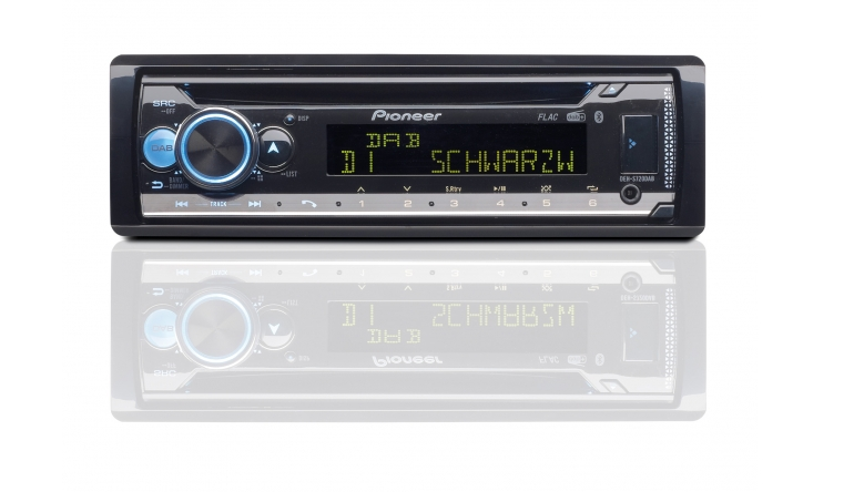 1-DIN-Autoradios Pioneer DEH-S720DAB im Test, Bild 1