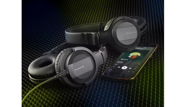Kopfhörer Hifi Pioneer DJ HDJ-CUE1 BT, Pioneer DJ HDJ-CUE1 im Test , Bild 1