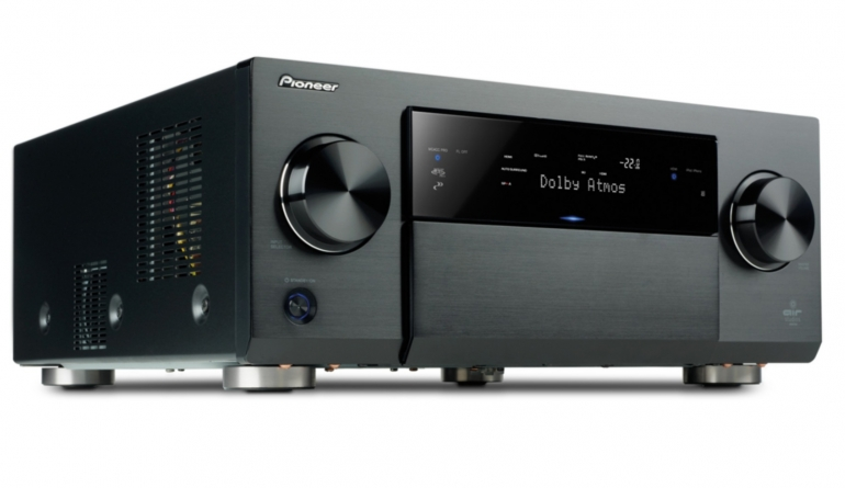 test av receiver pioneer sc lx78 sehr gut seite 1. Black Bedroom Furniture Sets. Home Design Ideas
