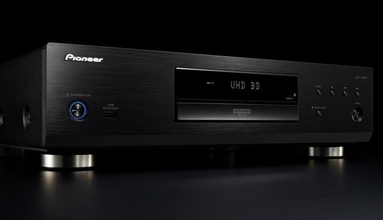 Blu-ray-Player Pioneer UDP-LX500 im Test, Bild 1