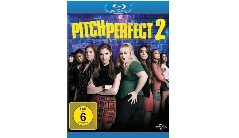 Blu-ray Film Pitch Perfect 2 (Universum) im Test, Bild 1