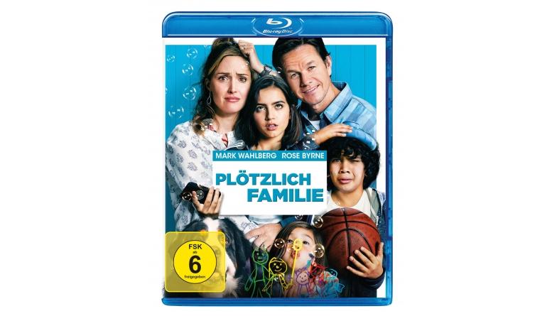 Blu-ray Film Plötzlich Familie (Paramount Pictures) im Test, Bild 1