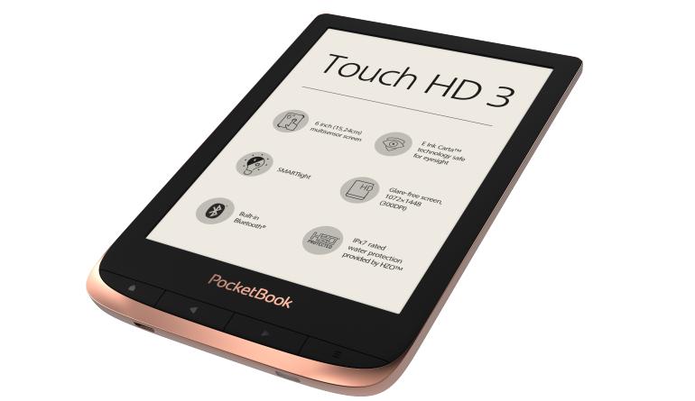 E-Book Reader Pocketbook Touch HD 3 im Test, Bild 1