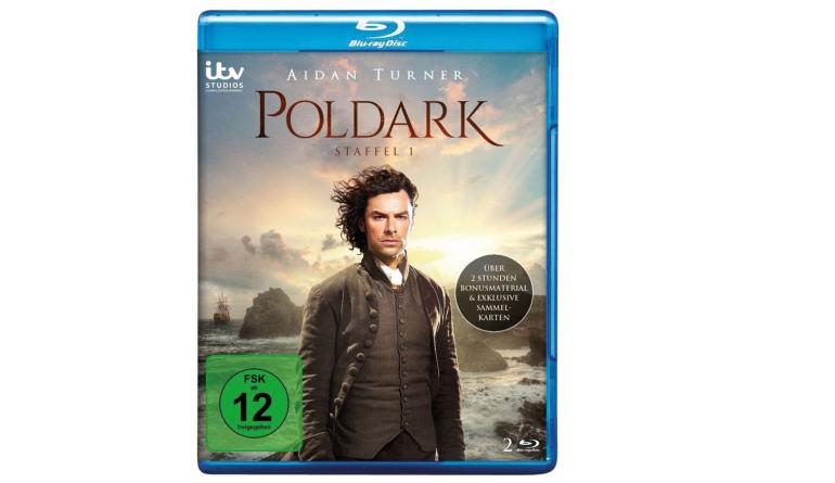 Blu-ray Film Poldark S1 + S2 (Edelmotion) im Test, Bild 1