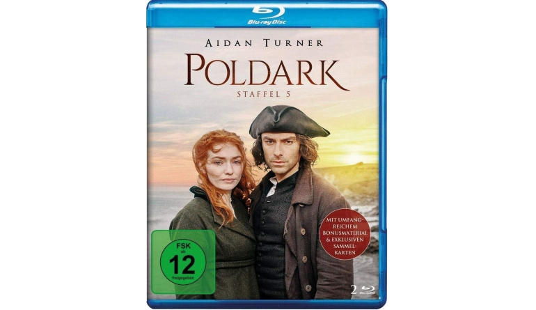 Blu-ray Film Poldark S5 (Edel Motion) im Test, Bild 1