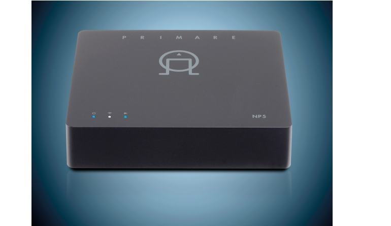 DLNA- / Netzwerk- Clients / Server / Player Primare NP5 Prisma im Test, Bild 1
