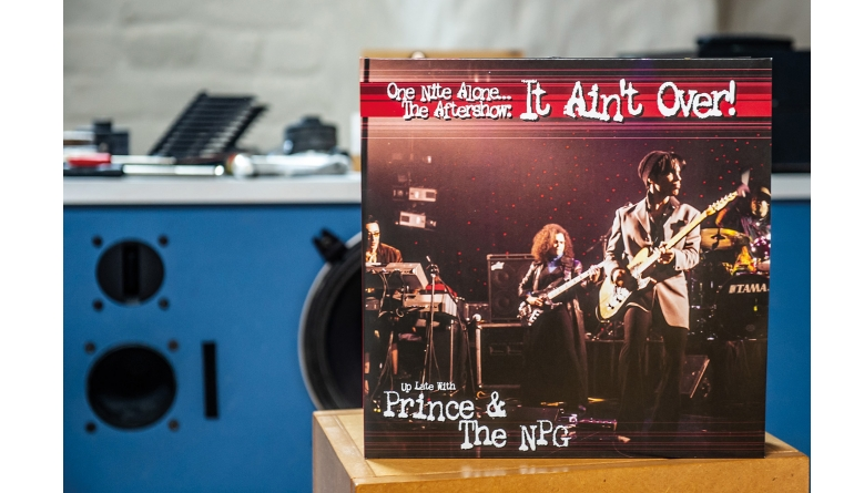 Schallplatte Prince & The NPG – One Nite Alone… The Aftershow: It Ain't over (NPG Records) im Test, Bild 1