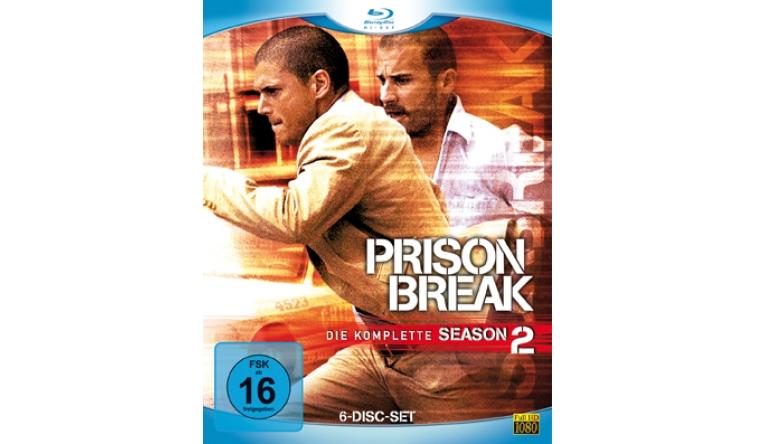 Blu-ray Film Prison Break - Season 2 & 4 (Fox) im Test, Bild 1