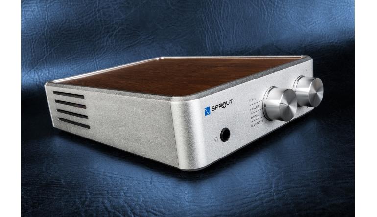 Vollverstärker PS Audio Sprout 100 im Test, Bild 1